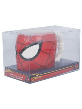 Taza 3D Spiderman Marvel Stor 410 ml