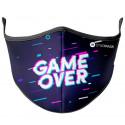 Máscara Reutilizável Game Over Star