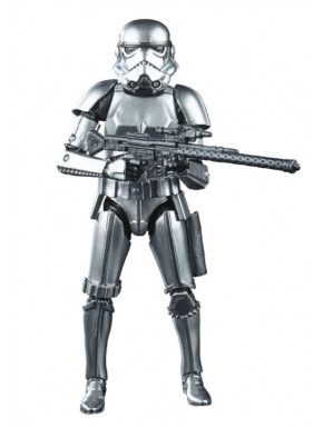 Figura Stormtrooper Carbonized 15 cm Star Wars Episode V Black Series
