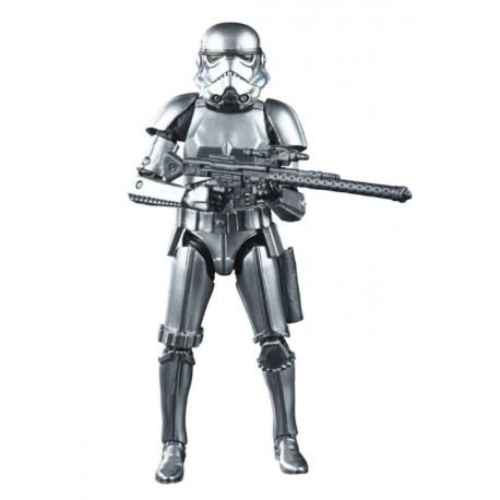 Figura Stormtrooper Carbonized 15 cm Star Wars Episode V Black Series