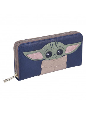 Cartera billetera Baby Yoda El Mandaloriano