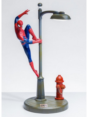 Lámpara Figura Spiderman 34 cm