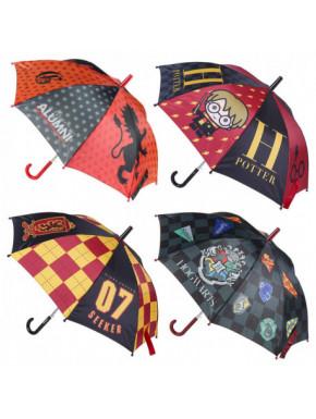 paraguas harry potter automatico infantil