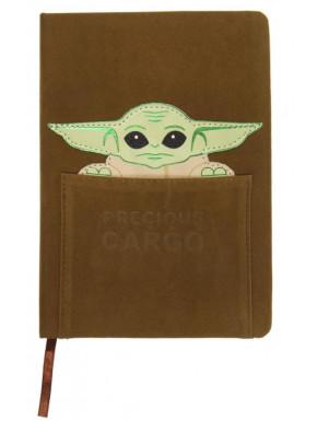 Cuaderno Baby Yoda A5 El Mandaloriano