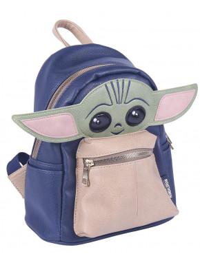 Bolso mochila Baby Yoda El Mandaloriano