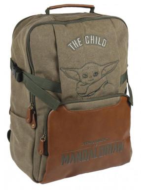Mochila de Viaje Baby Yoda El Mandaloriano
