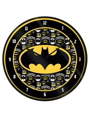 Reloj de Pared Batman Logo