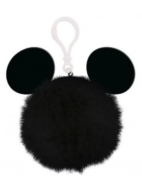 Llavero Pom Pom Orejas Mickey