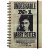 Libreta 3D Harry Potter Harry & Sirius