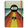 Cuaderno A5 Star Wars X-Wing