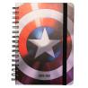 Agenda Capitán América 2020/2021 A5 Marvel