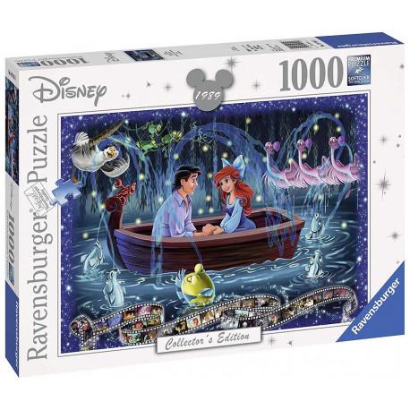Puzzle La Sirenita 1000 piezas Disney