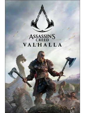 Poster Valhalla Assassin's Creed