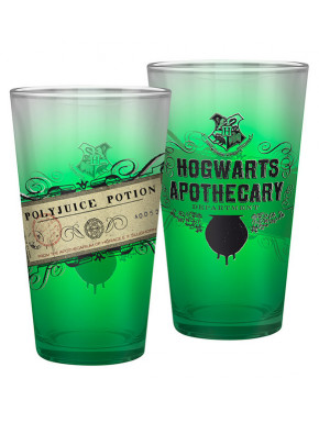 Vaso Poción Harry Potter 400 ml