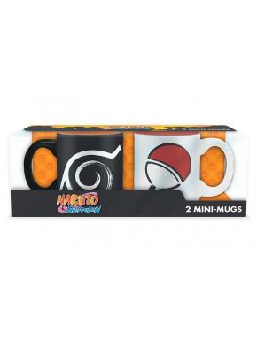 Set 2 Mini tazas Naruto