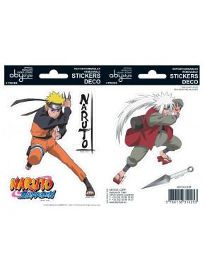 Stickers - 16x11cm Naruto
