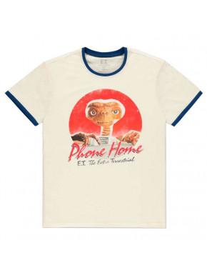 Camiseta Vintage Hombre E.T