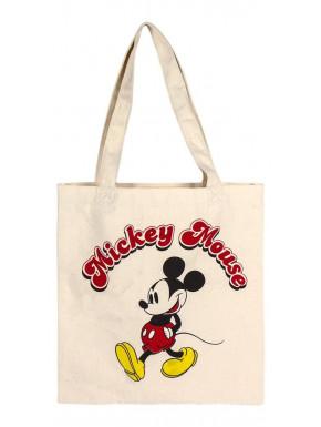 Bolsa algodón Mickey Vintage