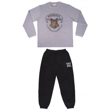 Pijama Hogwarts largo Harry Potter