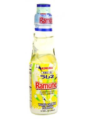 Ramune sabor Yuzu Refresco 200 ml