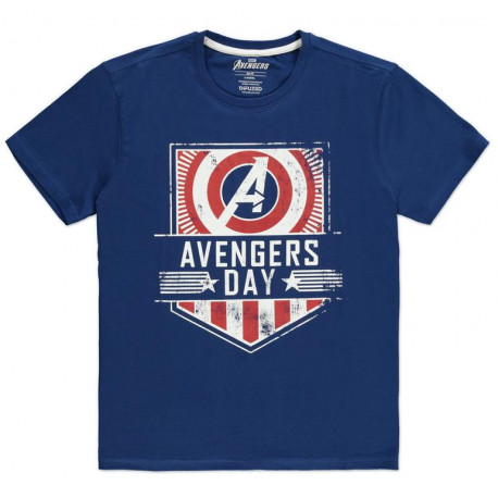 Camiseta Avenger's Day Marvel