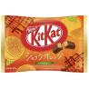 12 mini Kit Kat de Chocolate y Naranja