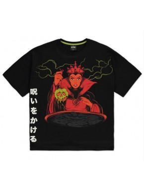 Camiseta entallada Villanas Evil Queen