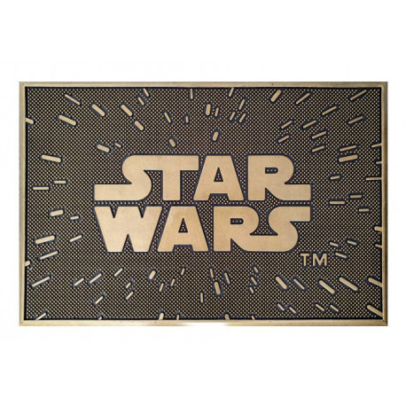Felpudo Logo 40 x 60 cm Star Wars
