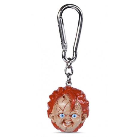 Llavero 3D Poliresina Chucky