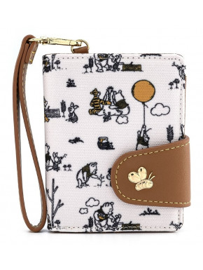 Cartera monedero Winnie the poo Disney