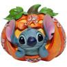Figura Stitch en calabaza Jim Shore Disney 16 cm