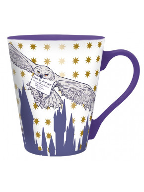 Taza Carta desde Hogwarts 250 ml Harry Potter