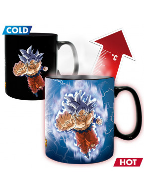 Taza Térmica 460 ml Goku vs Jiren Dragon Ball