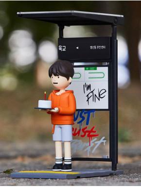 BTS Estatua PVC Art Toy J-Hope (Jung Hoseok) 15 cm