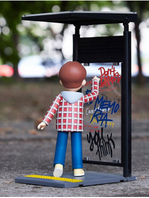 BTS Estatua PVC Art Toy V (Kim Taehyung) 15 cm