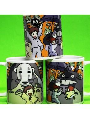 Taza Personajes Ghibli