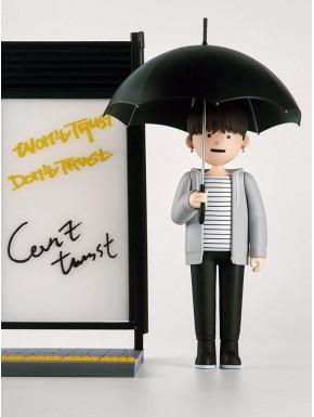 BTS Estatua PVC Art Toy Jimin (Park Jimin) 15 cm