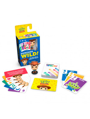 Juego cartas Something Wild! Toy Story Disney Aleman / Espa
