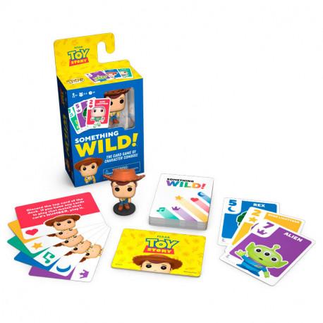 Juego cartas Something Wild! Toy Story Disney Aleman / Espa