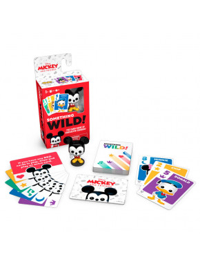 Juego cartas Something Wild! Mickey and Friends Disney Aleman / Espa