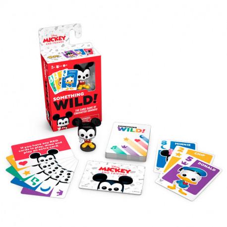 Juego cartas Something Wild! Mickey and Friends Disney Aleman / Espa