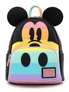 Bolso mochila Mickey Mouse Rainbow Disney