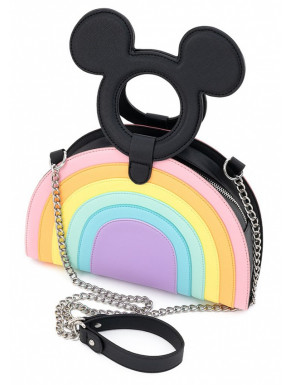 Bolso de mano Mickey Mouse Rainbow Disney