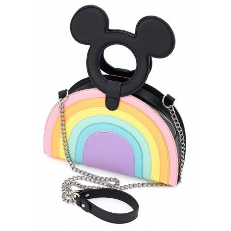 Bolso de mano Mickey Mouse Rainbow Disney