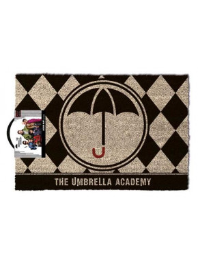 Felpudo Icon The Umbrella Academy