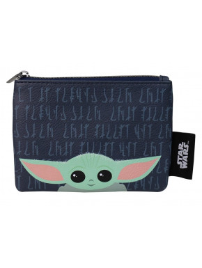 Cartera Monedero The Child The Mandalorian Star Wars