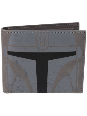 Cartera The Mandalorian Star Wars Casco