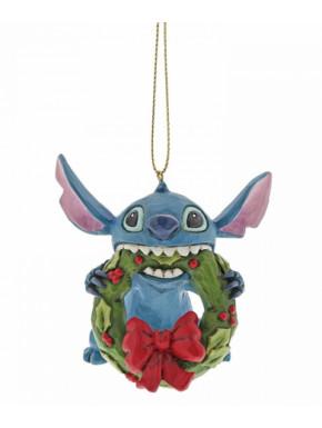 Adorno de Navidad Stitch