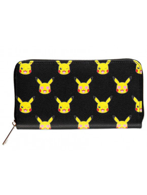 Cartera Billetera Pokémon Pikachu