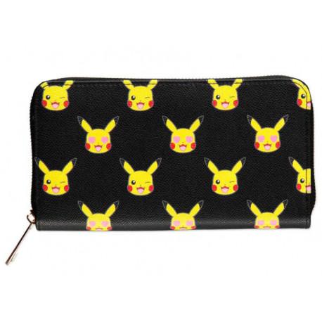 Cartera Billetera Pokémon Pikachu